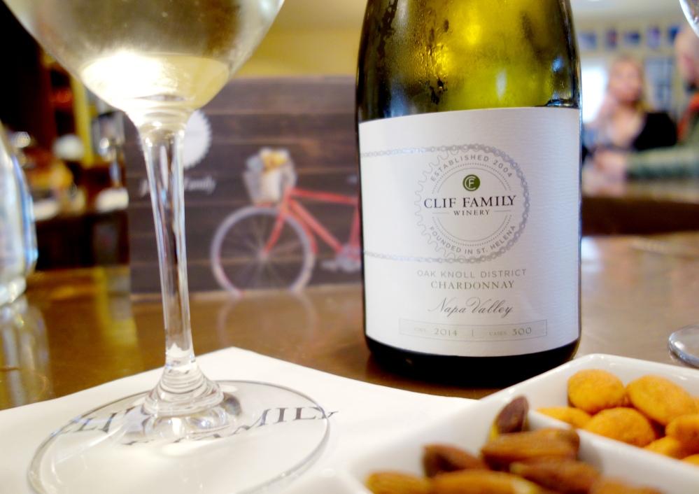 Clif Family Winery Velo Vino Tasting Room St. Helena