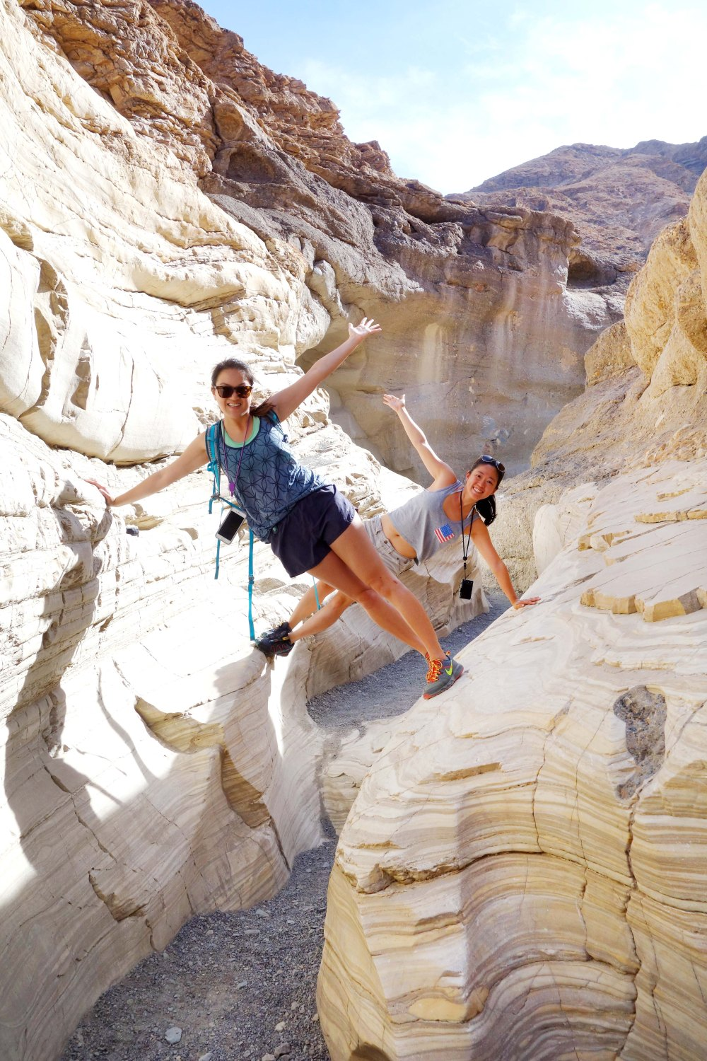 Mosaic Canyon Death Valley California