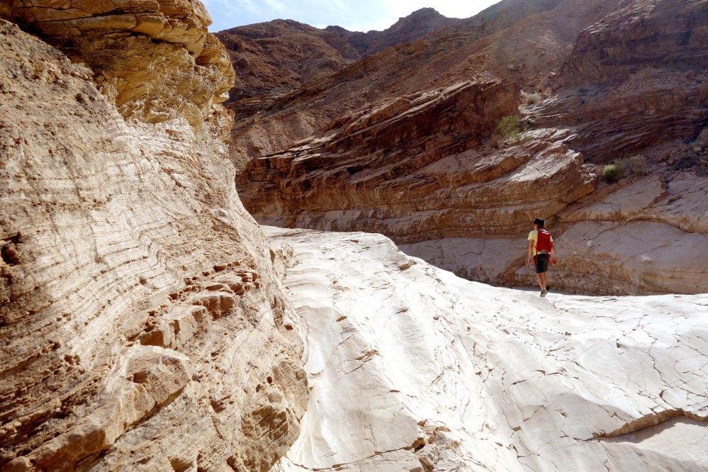 Mosaic Canyon Death Valley California