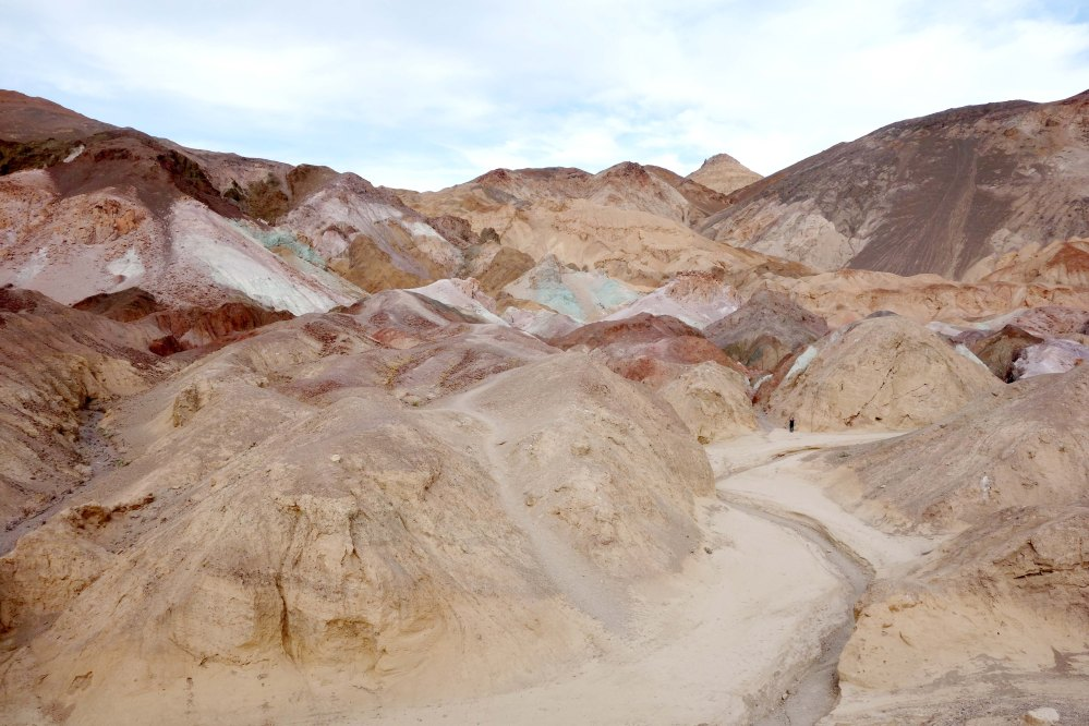 Artist's Palette, Death Valley California