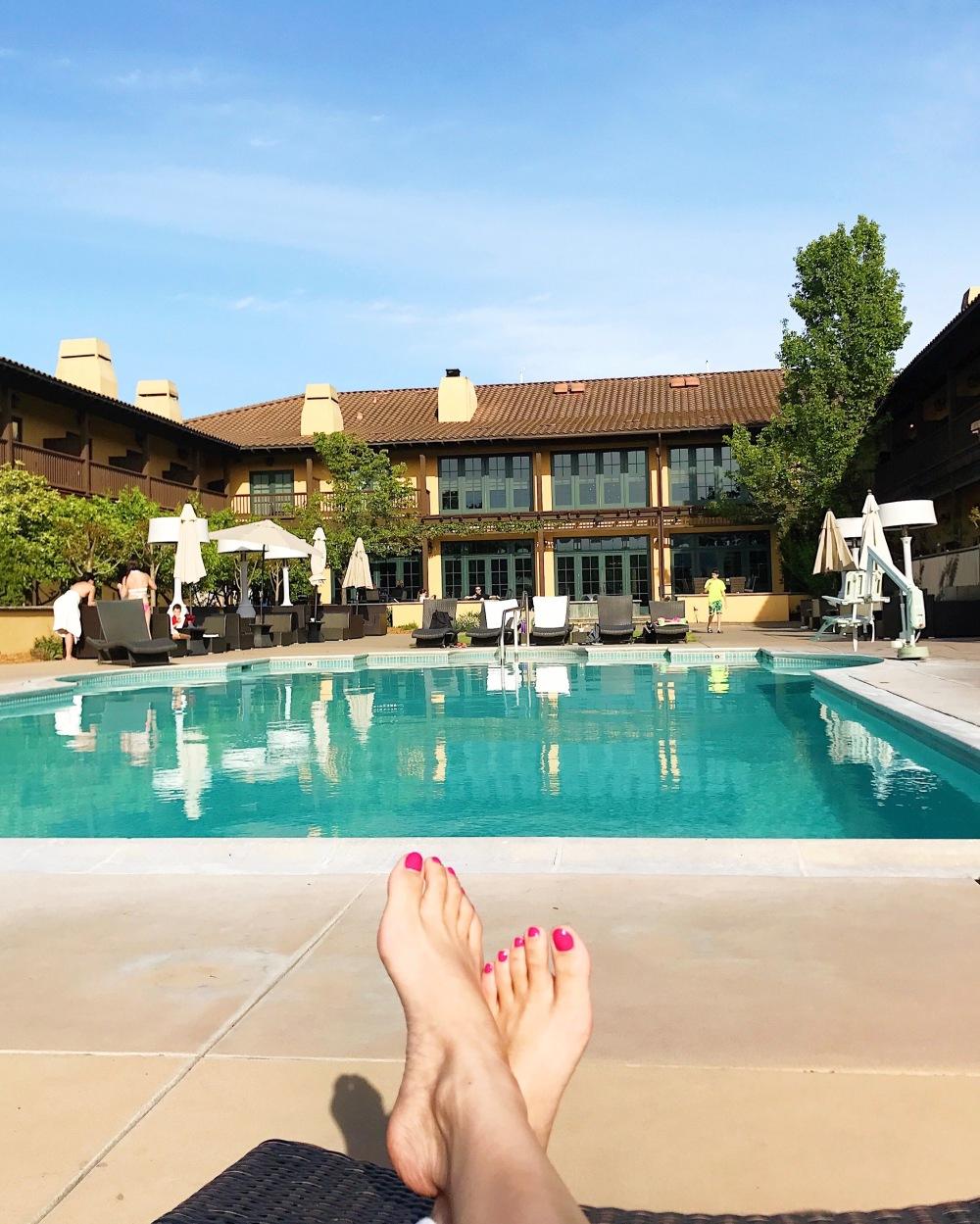 Renaissance Lodge Sonoma Marriott