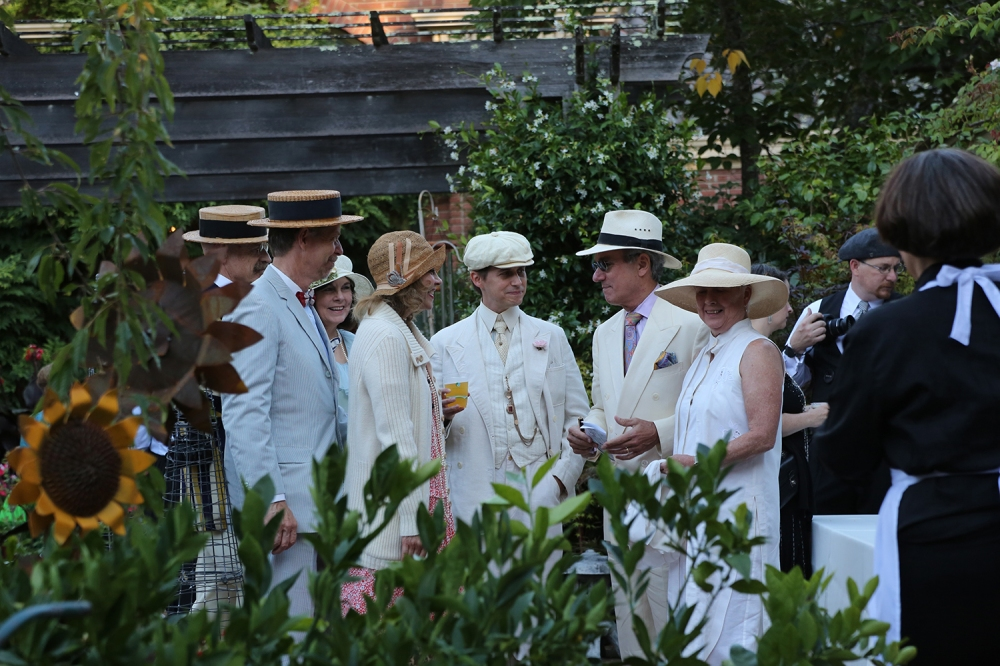Filoli Step Back In Time Party