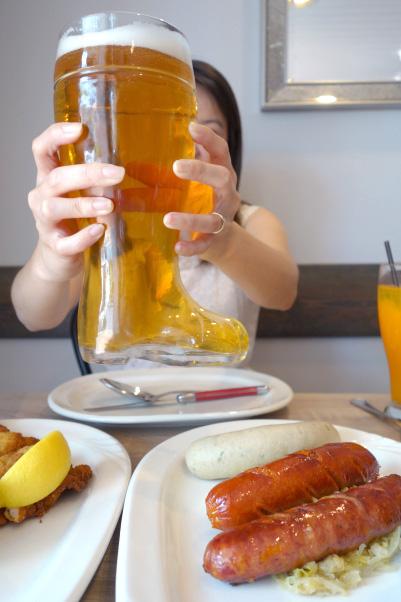 Nasch Austrian Bistro Boot Beer