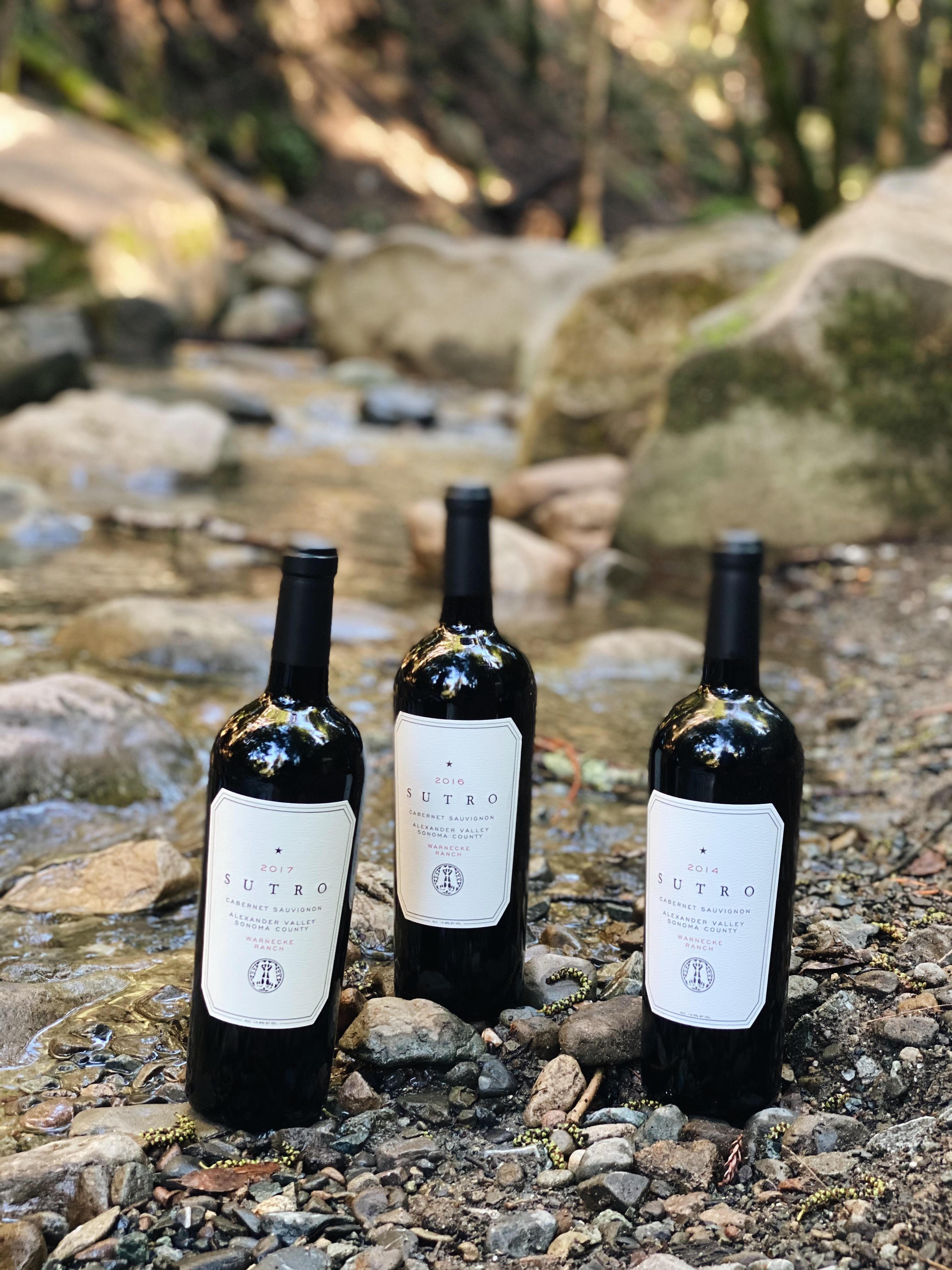 Sutro Wine Cabernet Sauvignon
