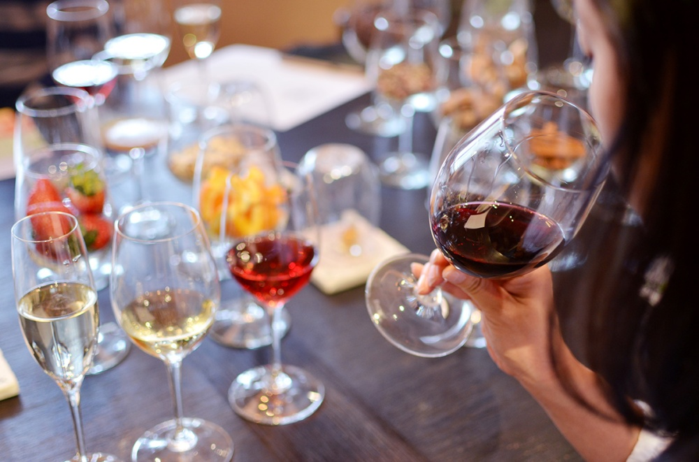 Wente Winery Livermore Wine Aroma Class
