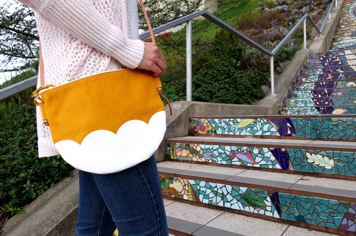 San Francisco Holiday Gift Guide Flowie Style Tulip Crossbody