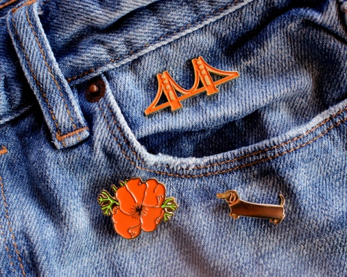 Bay Area Buzz Local Holiday Gift Guide Kristina Micotti Pins