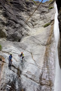 wildfire rock climbing wanaka