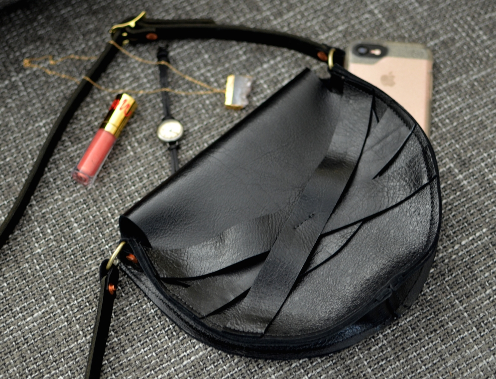 Cadette Handmade Purse Crossbody