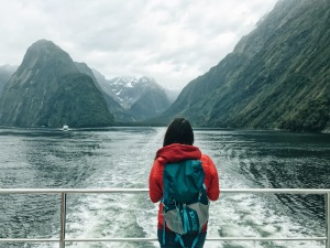 Milford Sound Cruise New Zealand Travels