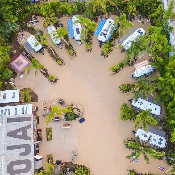 Caravan Outpost Ojai Airstream