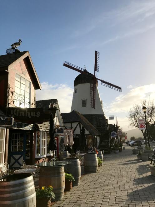 Solvang Danish Town