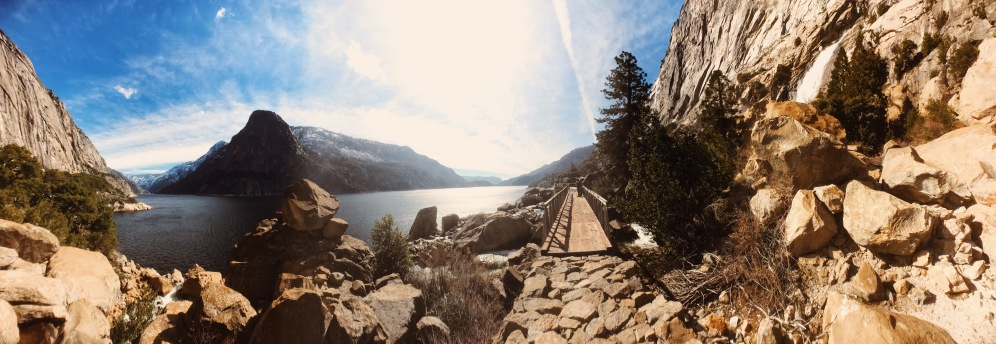 Yosemite To Do Hetch Hetchy Waterfalls Reservoir Hike