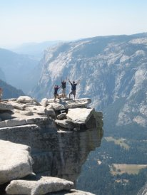 Half Dome Hike Yosemite