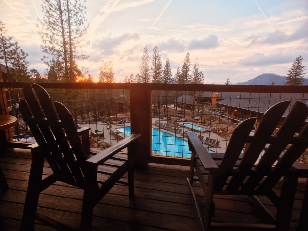 Yosemite Rush Creek Lodge Review