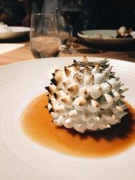 Ritz Carlton Lake Tahoe Meringue Dessert