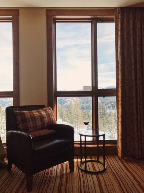 Ritz Carlton Lake Tahoe View