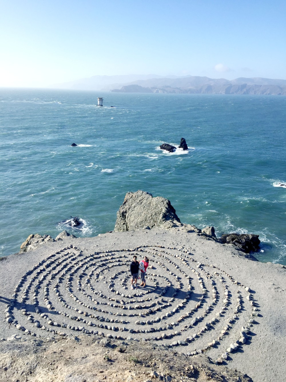 Lands End Labyrinth Hike San Francisco