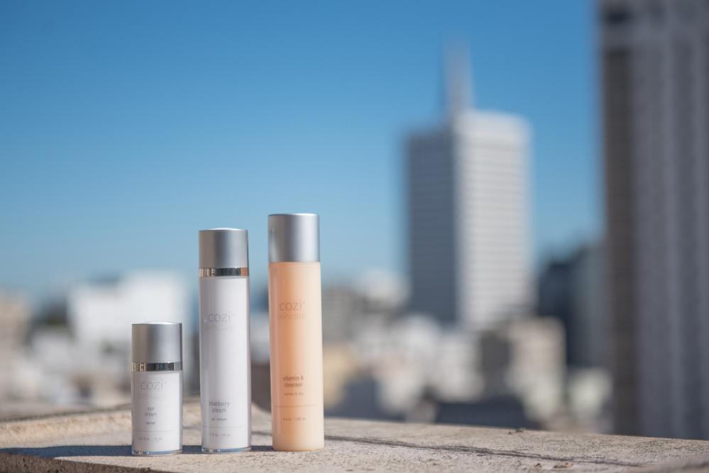 Cozi Skincare Coco Spa San Francisco