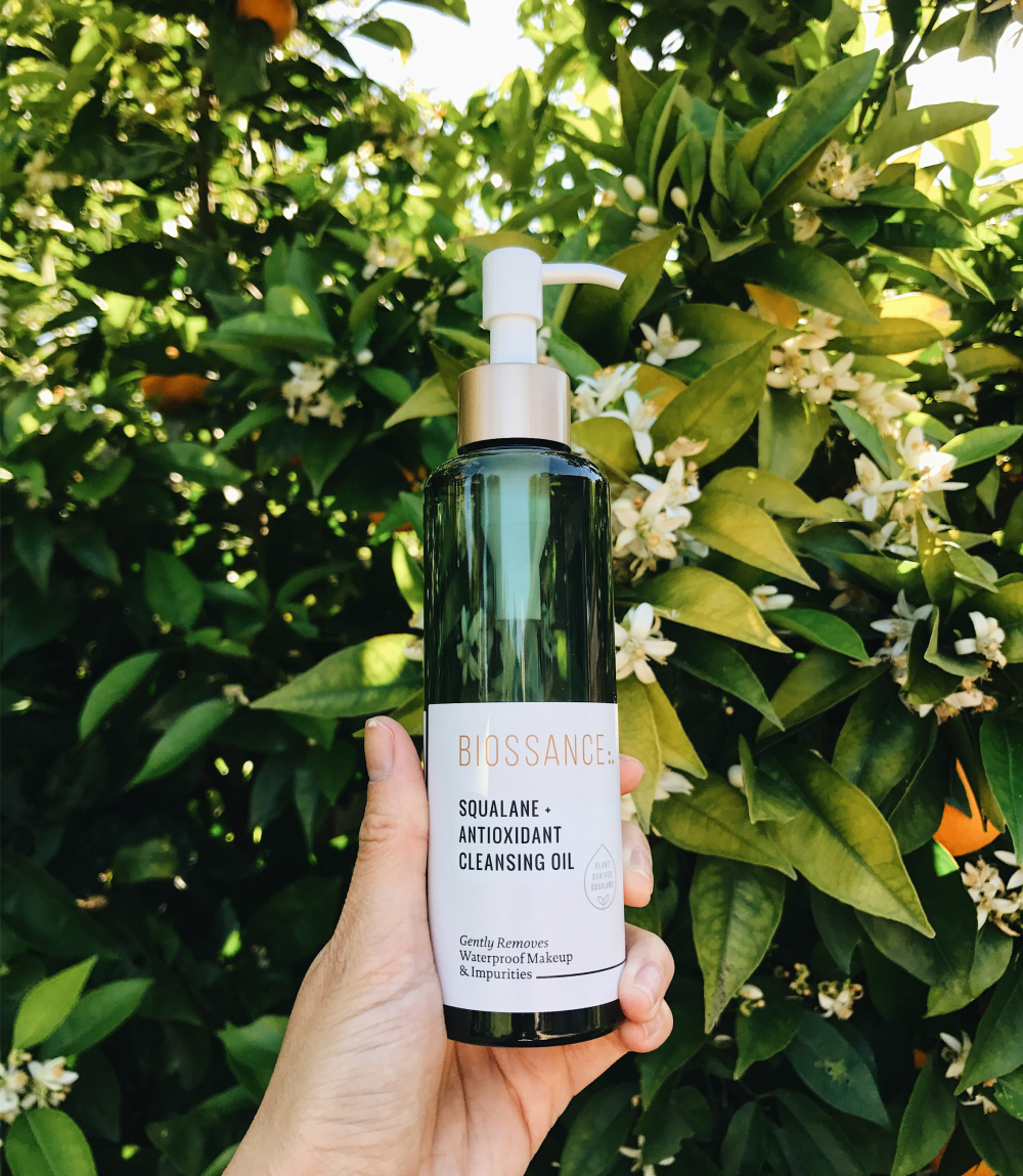 Biossance Squalane + Antioxidant Cleansing Oil Review