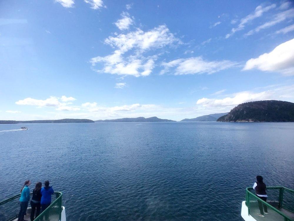 Anacortes Orcas Island Ferry