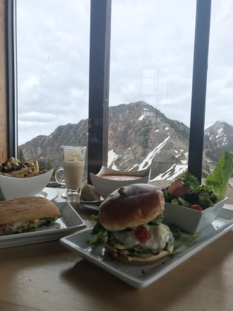 Kicking Horse Mountain Resort- Eagle's Eye Restaurant