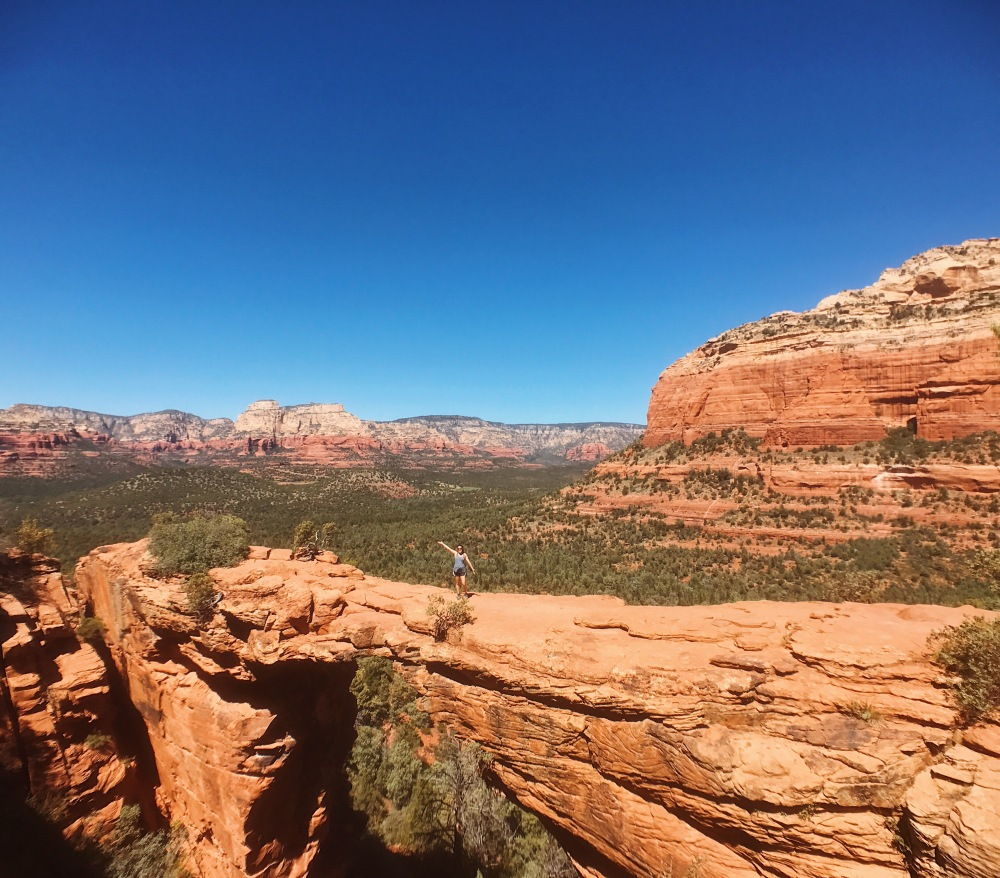 Devil's Bridge Sedona Hike