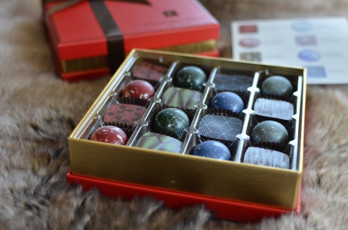 Christopher Elbow Chocolate Holiday Gift Set- Bay Area Buzz Gift Guide