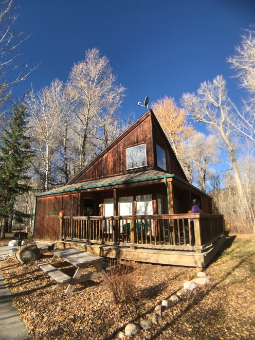 Creekside Chalets Salida, CO