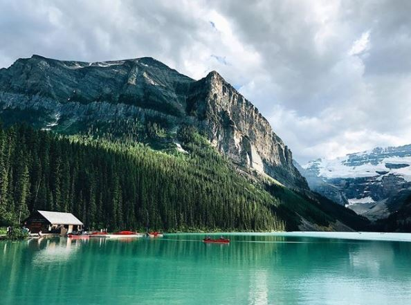 Buzz Favorites- Year 3: Banff Lake Louise