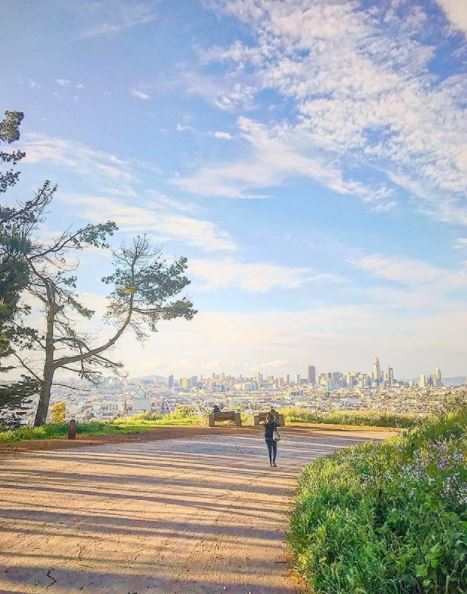 Buzz Favorites- Year 3: Bernal Heights Park