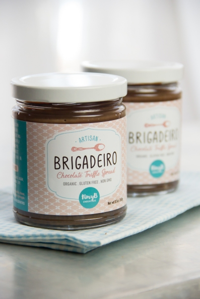 Tiny B Brigadeiro Truffle spread mother's day gift guide