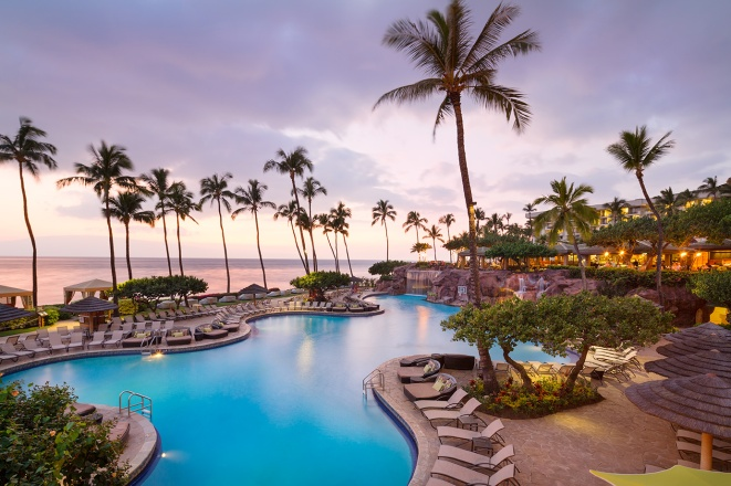 Maui Baby Travel Guide Hyatt Regency Ka'anapali