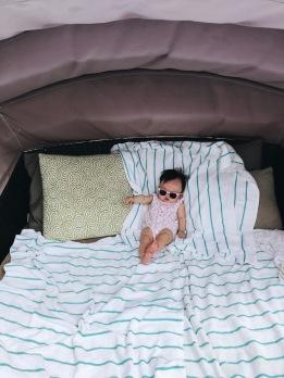 Maui Baby Travel Hyatt Cabana Baby