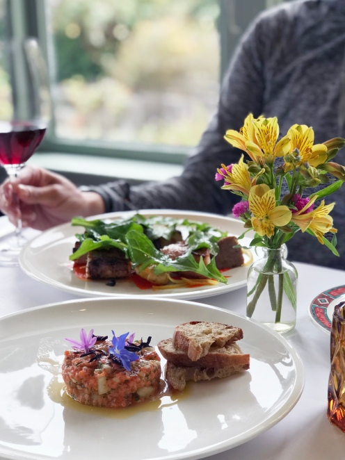 Café Beaujolais Mendocino Restaurant