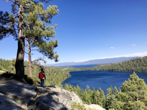 cascade falls hikes south lake tahoe