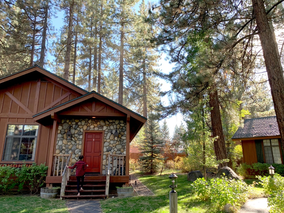 black bear lodge south lake tahoe cabin