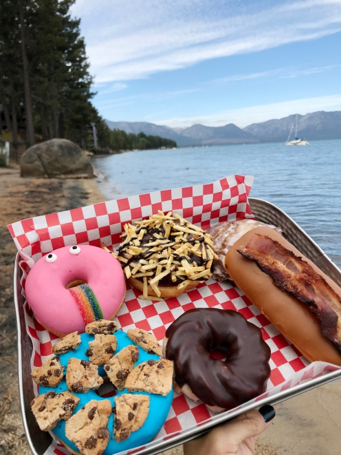 glazed and confuzed donuts south lake tahoe