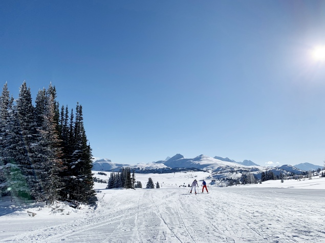 banff sunshine ski resort
