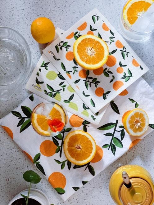 reuseable dish cloth swedish dish cloth, eco friendly
