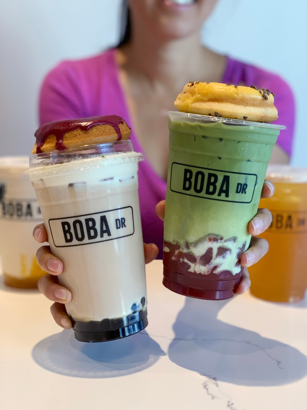 boba drive sunnyvale review third culture bakery