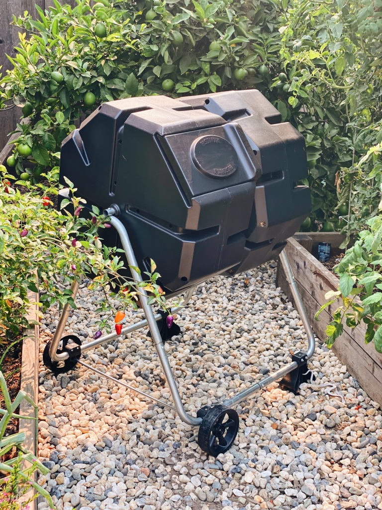 Gardener's Dual Batch Composter Review