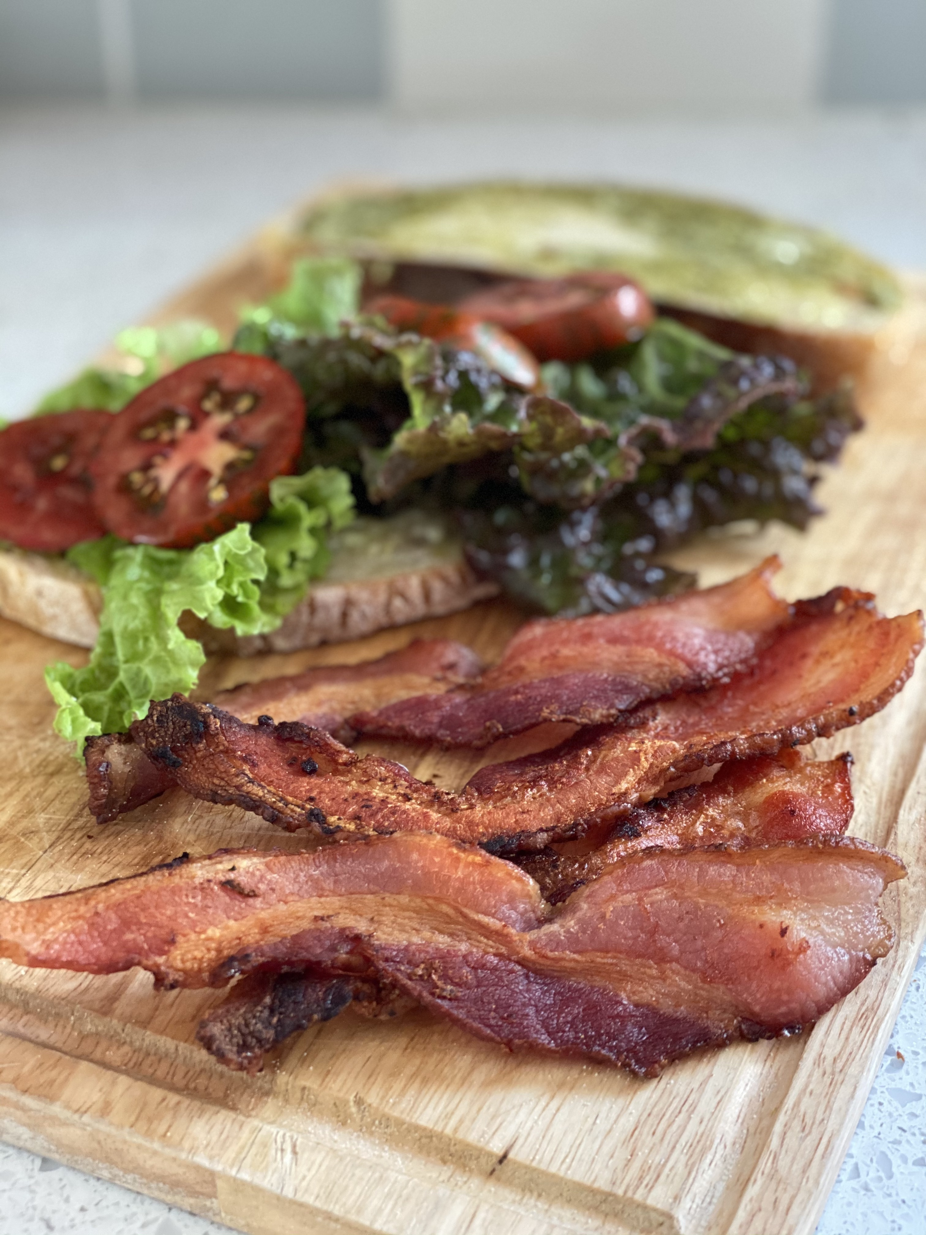 bakers bacon blt