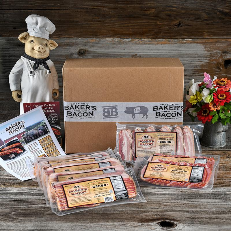 bakers bacon subscription